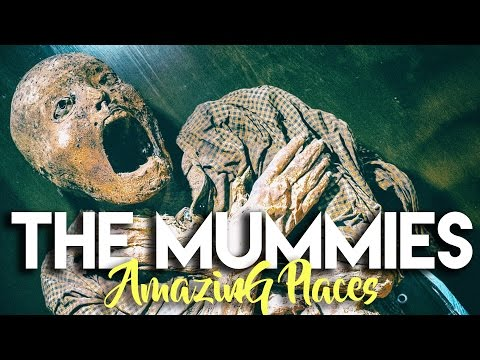 MEXICAN MUMMY MUSEUM | LAS MOMIAS DE GUANAJUATO