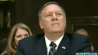 Confirmation Hearing For Mike Pompeo To Become Head Of CIA
