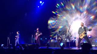 Nickelback - Million Miles an Hour - Live in Tokyo at Tokyo Metropolitan Gymnasium 5/30/15