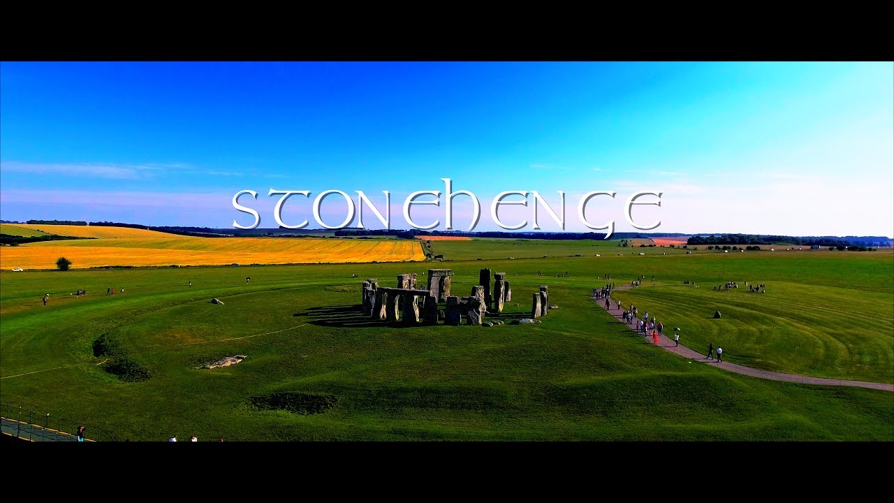 Stonehenge (4K Video)