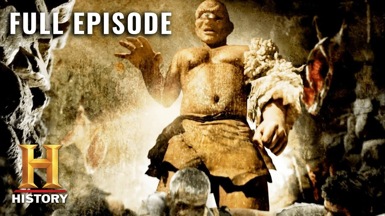 Download In Search of Aliens: The Mystery of the Cyclops (S1, E6) | Full Episode