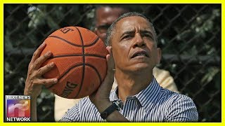 Obama Launches BIZARRE Kenyan Initiative With The NBA
