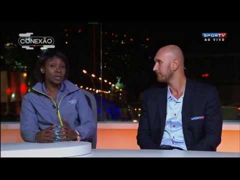 Conexão SporTV   Mireya Luis comenta momento do vôlei cubano (Todos os direitos reservados ao autor)