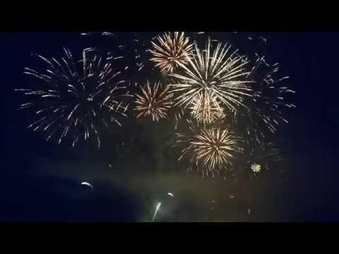 Šiaulių dienos 2016 metų fejerverkai