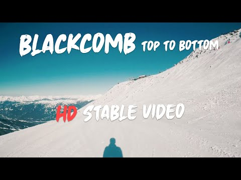WHISTLER BLACKCOMB TOP TO BOTTOM POV 2K 2019