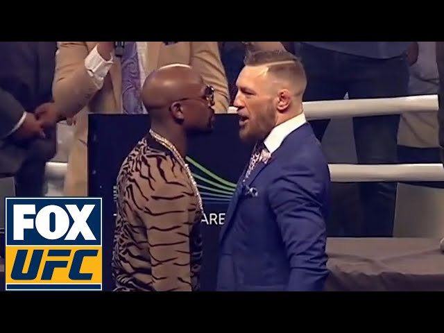 Conor McGregor vs. Floyd Mayweather Final FULL PRESS CONFERENCE   LONDON   UFC ON FOX