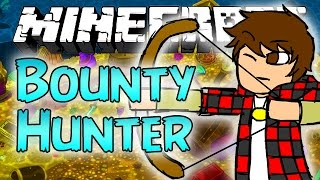 Minecraft: VS MINI-GAME CHALLENGE! Bounty Hunter - BajanCanadian vs JeromeASF