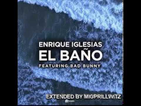 Enrique Iglesias   El Baño Extended by migprillwitz