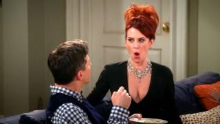 Will and Grace scene about 2016 Election