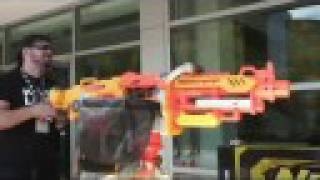 Biggest Nerf Gun in the World!!!