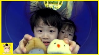 Tayo the little bus Kids Cafe Indoor Playground for Kids and Family Slide Play | MariAndKids Toys