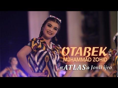 Otabek Muhammadzohid - Atlas (jonli ijro)