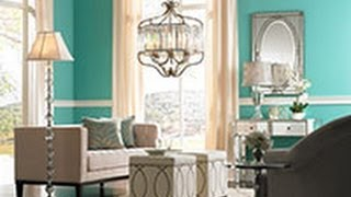 Living Room Decorating: 6 Interior Design Styles   Tips From Lamps Plus