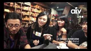 ASIA INDIE VIDEO (AIV BAND 18) - ALLINEA BAND