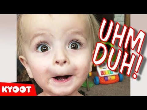 Kids Say the Darndest Things 40 | Uhm Duh Mom!