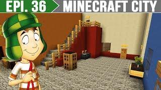 Minecraft City - Vila do Chaves