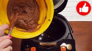 И торта не надо За копейки в два раза вкуснее простого манника Шоколадный Манник в мультиварке