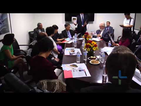 Chinese Consulate General Tour   City of Lancaster