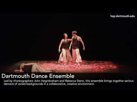 Hopkins Center for the Arts Ensemble Trailer