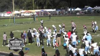 46th Northwest Classic Football Game Raines Vs Ribault 2015 BEST VIEW