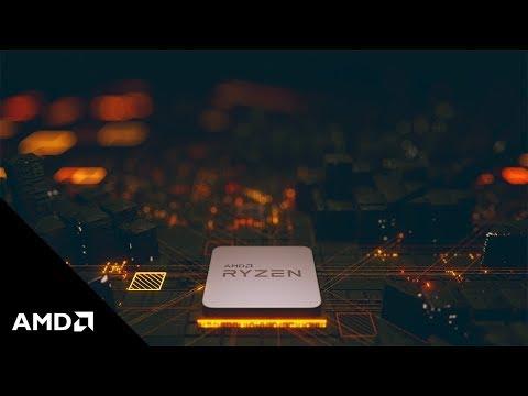 2nd Gen AMD Ryzen™ Desktop Processors – Bring Your Imagination to Life