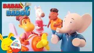 BABAR - Les aventures de Badou - Jouets - Les personnages - Titounis