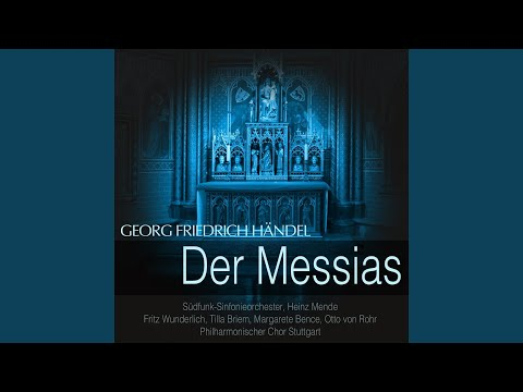 Der Messias, HWV 56, Pt. 2: No. 38, Hallelujah