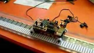 MRVlin : moteur à réluctance variable linéaire (video1)