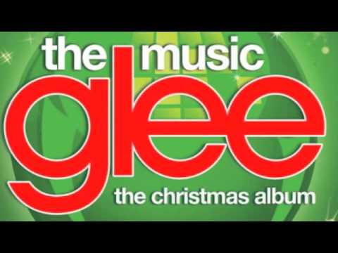 Glee - Angels We Have Heard on High ~  with lyrics