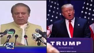 Trump Call to Nawaz Sharif remains as Hot topic