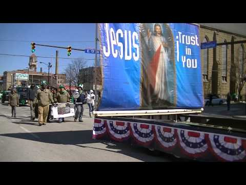 2014 Cleveland St. Patrick's Day Parade Highlights -- Part 9 -- The End