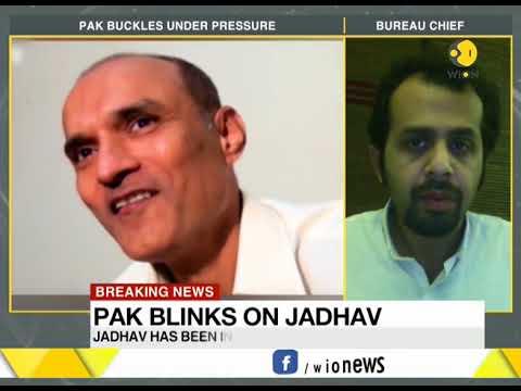 Breaking News: Pakistan allows Kulbhushan Jadhav to meet his wife
