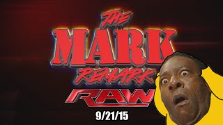 A satirical recap of WWE Raw 9/21/15. LittleKuriboh comments on mat...