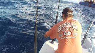 Gulf of Mexico Rigs Tuna Fishing Trip July 2nd and 3rd  2013