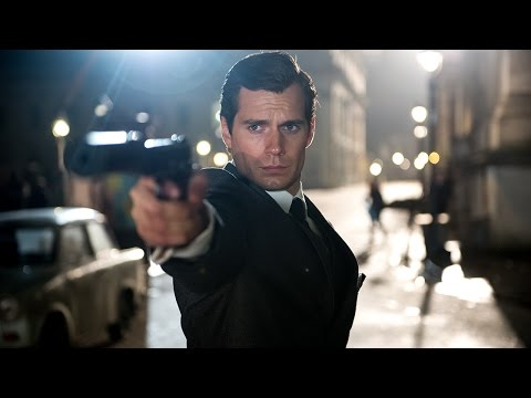 The Man from U.N.C.L.E. - Comic-Con Trailer [HD]