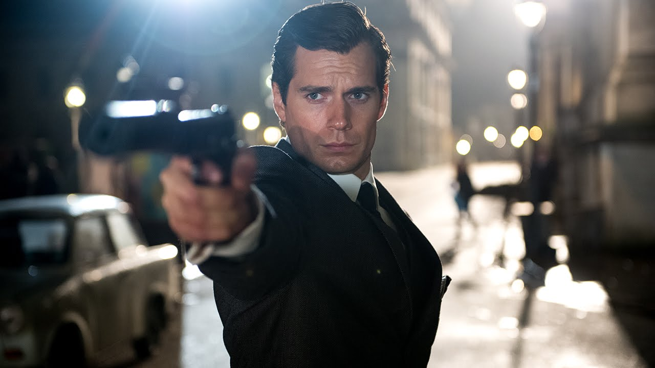 画像: The Man from U.N.C.L.E. - Comic-Con Trailer [HD] youtu.be
