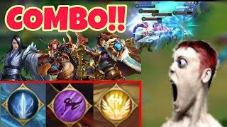 Video HEROES EVOLVED - UNEXPECTED COMBO 😍😍  | MUST WATCH download MP3, 3GP, MP4, WEBM, AVI, FLV Maret 2018
