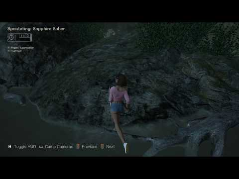 Cheat Spot Found - Friday the 13th Gameplay full match