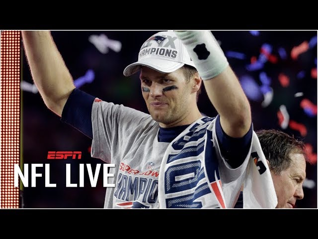You cant talk about the Patriots without talking about their greatness - Victor Cruz   NFL Live