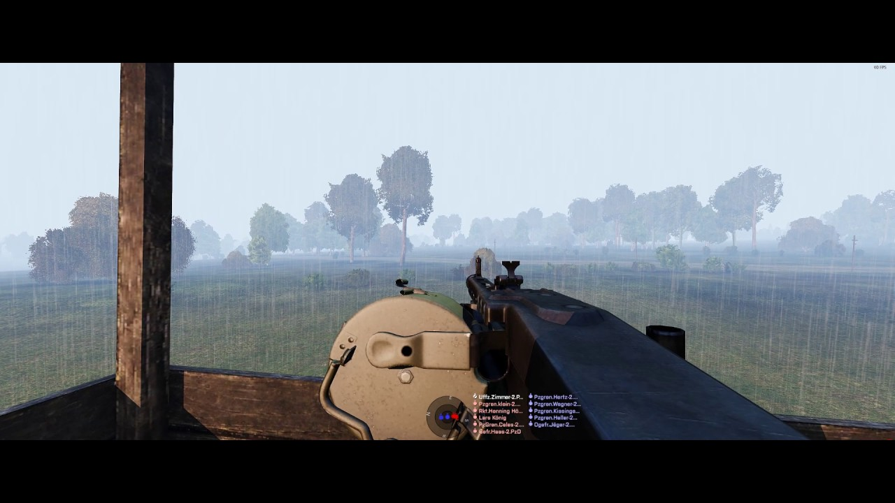 Arma 3 05 21 2017 2 Panzer Division How Not To Defend Against The