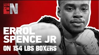 Errol Spence Jr on 154 lbs boxers |EsNews Boxing