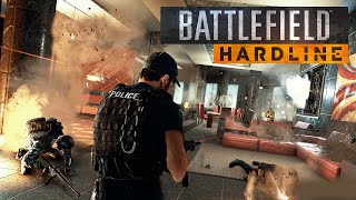 Battlefield: Hardline - Heist PC Multiplayer Gameplay