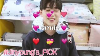 Jinyoung you so precious when you smile // GOT7