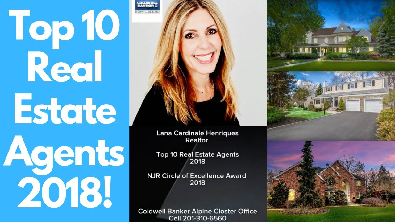 Are you Thinking About Buying or Selling a Home? Top 10 Real Estate Agents  2018! LANA HENRIQUES
