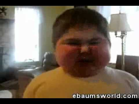 Chubby kid gumdrop song