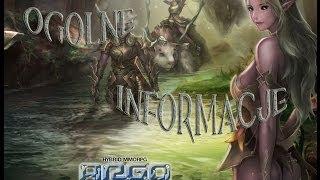 Argo Online - ogolne informacje , klasy , rasy , pvp ( gameplay pl )