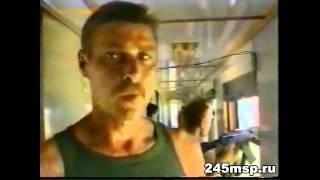 245 мсп возвращается домой из Чечни (1996г.)