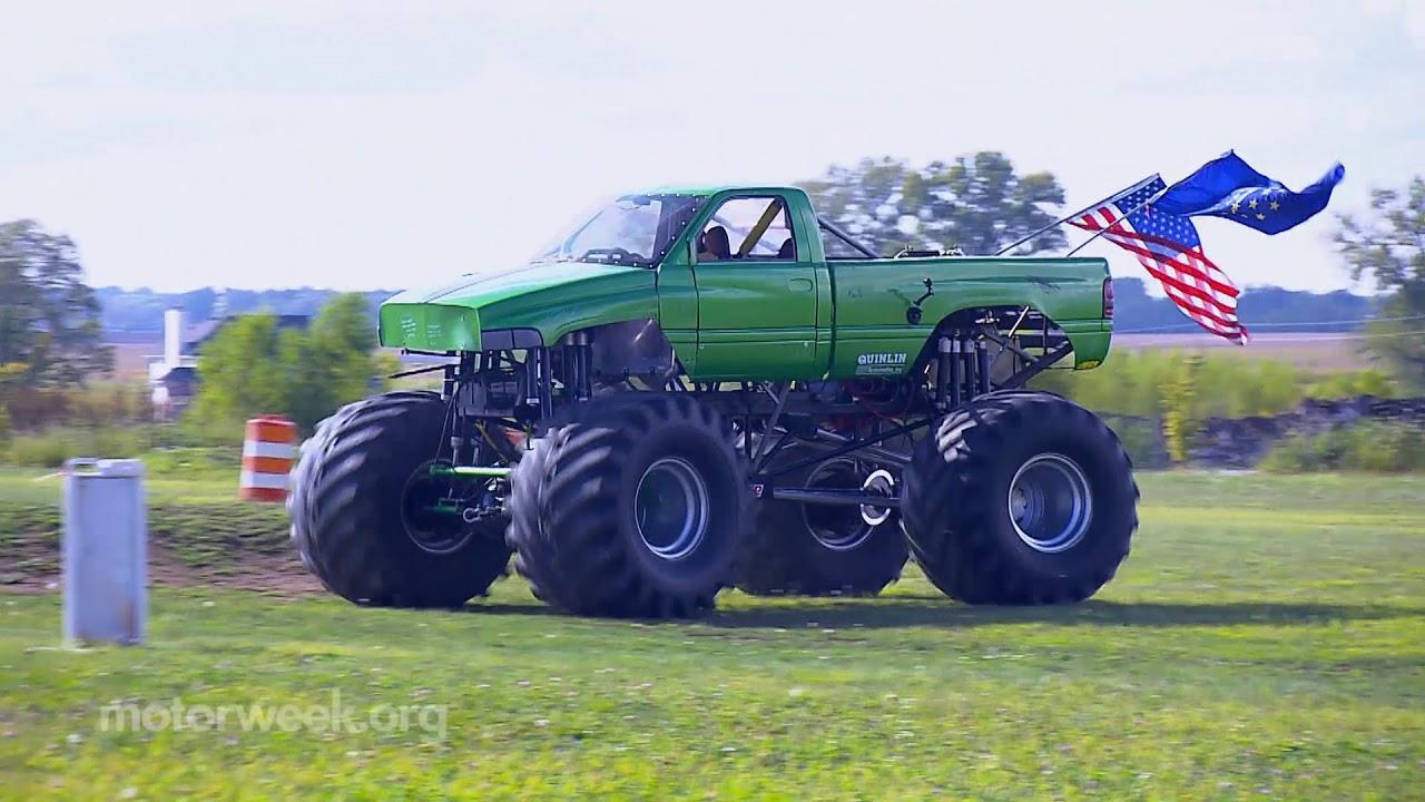 Monster Truck Driving School Motorweek