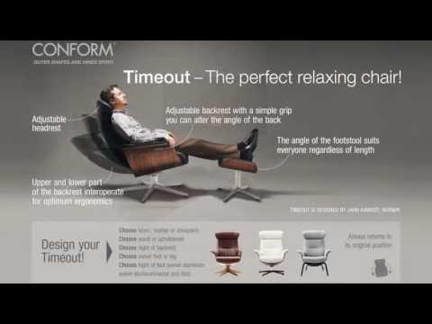 Relaxsessel Timeout  Conform Artesi Möbel