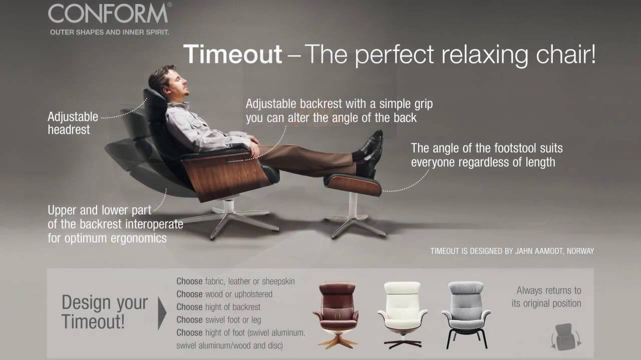 Conform Sessel Timeout Relaxsessel Timeout Conform Artesi Möbel